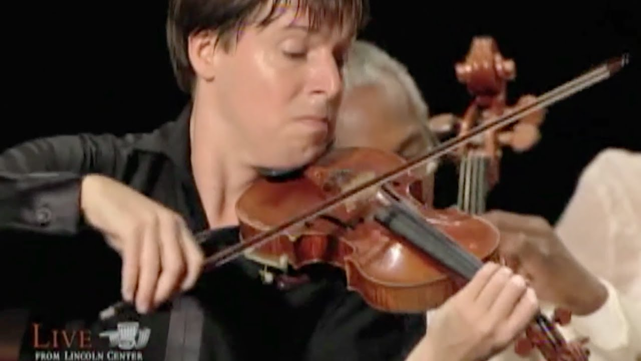 Mendelssohn: Violin Concerto in E minor (Joshua Bell, 2009)