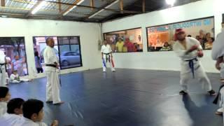 I:A:M: kempo karate coatzacoalcos