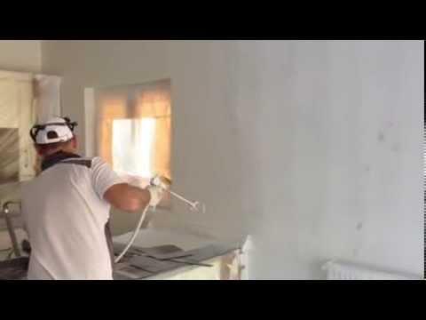 PaintTech - Spraying Farrow & Ball estate emulsion