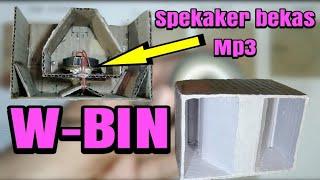 Sound miniatur box W-BIN