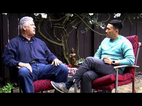 Tea with Toan & Comedi-tarian Michael Pritchard: Healing Through Humor (interview)