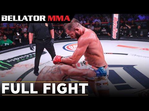 Full Fight | Juan Archuleta vs. Robbie Peralta - Bellator 201
