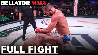 Full Fight | Juan Archuleta vs. Robbie Peralta - Bellator 201