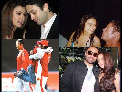Preity Zinta Love Affairs Sangra Yuvraj Singh Vikram Chatwal Lars Ness Wadia