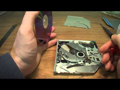 How to remove a CD Rom Disk that is stuck in a slot loading Apple's iMac or MacBook computers