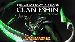 WARHAMMER FANTASY LORE - CLAN ESHIN - The Great Skaven Clans