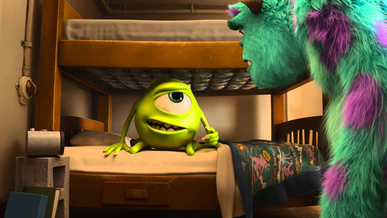 Monsters university first morning clip youtube voltagebd Image collections