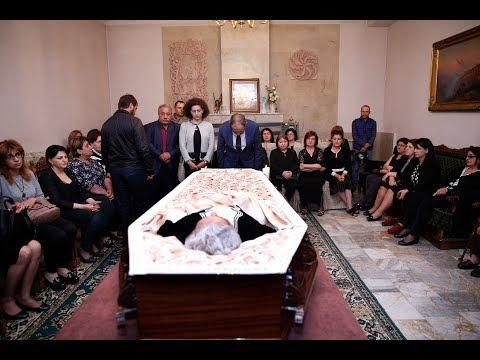 СРОЧНО! Скончалась мать Вазгена Саркисяна Грета Майрик.