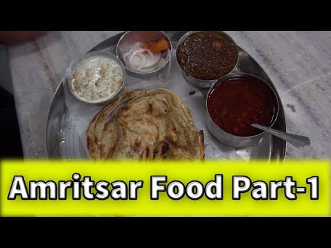Places to eat in Amritsar, Punjab Episode 1| Day1 to Day 6 lunch & Dinner