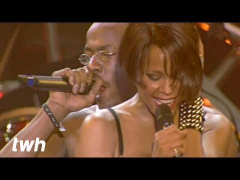 Whitney Houston & Bobby Brown - My Love Is Your Love (Live from Leipzig)