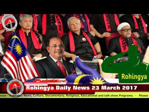 Rohingya Daily News 23 March 2017