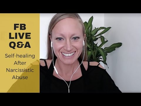 FB LIVE Q&A   2 Narcissists Together, Hoovering, Who Narcissists Target, Stages of Healing...