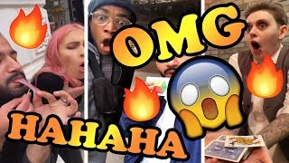 TRY NOT TO LAUGH - Best Funny Pranks and Magic Tricks Tik Tok Video Compilation 2019 (Part.1)