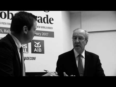 DG Agri international chief John Clarke on trade deals