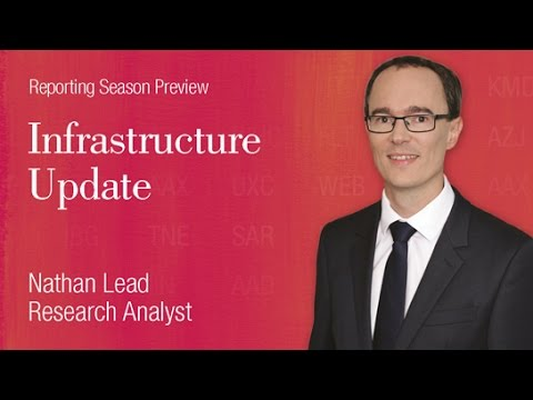 Infrastructure preview: Nathan Lead, Senior Analyst