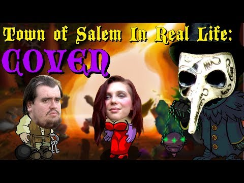 Town of Salem IRL 3: COVEN VERSION