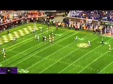 Justin Worley vs. Florida (2014)