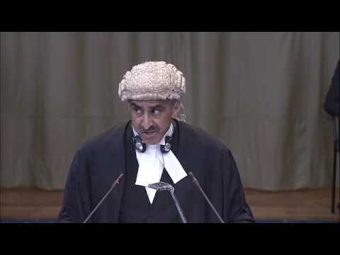 Pakistan's counsel defends country's handling of Indian spy Kulbhushan Jadhav in ICJ