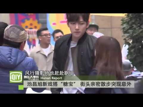 Ji Chang Wook&Whirlwind Girl 2 (09.04.2016)