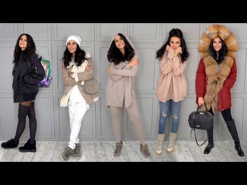 МОЙ ЗИМНИЙ ГАРДЕРОБ ☆ ЧТО Я НОШУ ЗИМОЙ ☆ ZARA, H&M, BURBERRY, MARCO POLO ☆ NKBLOG thumbnail