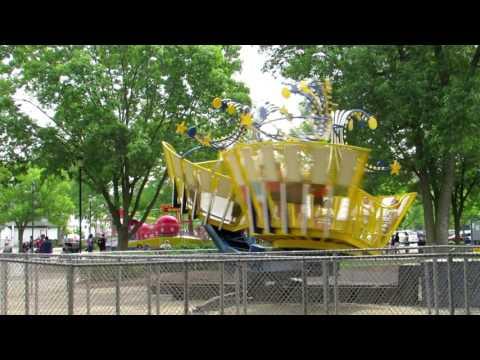 A Day At Bay Beach Amusement Park, Green Bay, WI | Jason Asselin