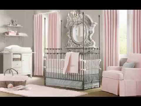 diy baby girl room decorating ideas youtube