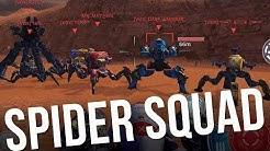 🔴 War Robots - Spider Squad Battles + Gold Giveaway With Clan VØX | Live Stream Gameplay