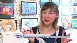 """Ferme du Mousseau : Les """"Graines d'artistes"""""""" exposent"""