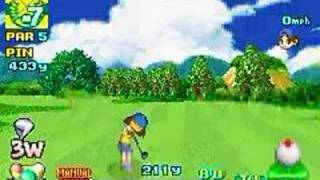 God of Golf - Mario Golf Advance Tour