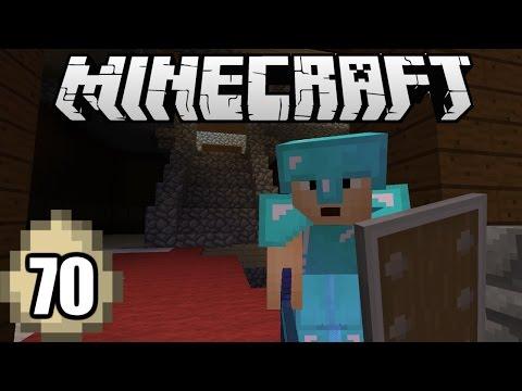 Minecraft Survival Indonesia - Misteri Woodland Mansion! (70)