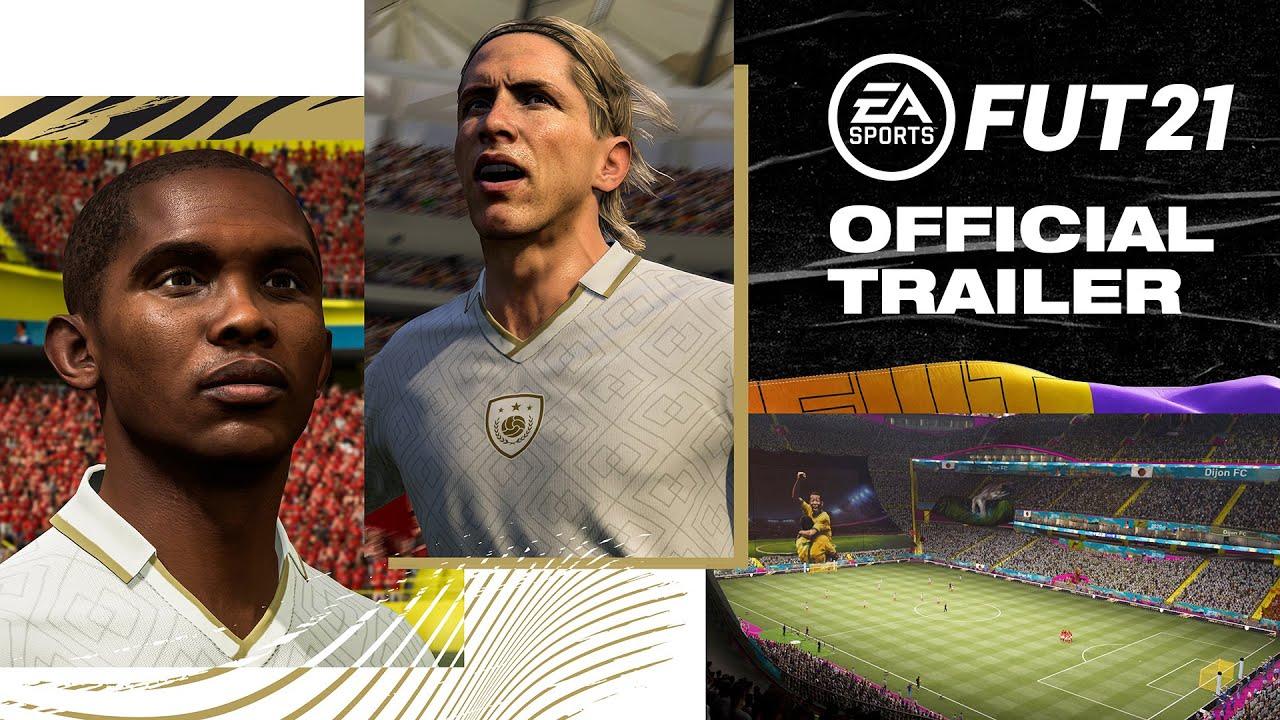 FIFA 21 - Ultimate Team 공식 예고편