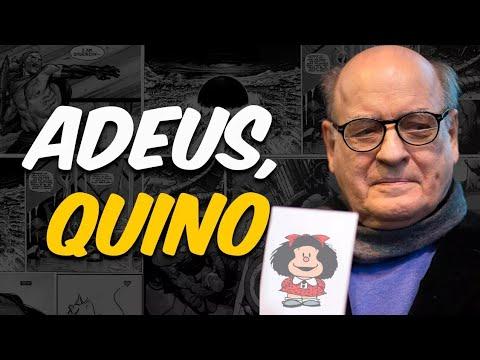 Gênio dos quadrinhos: morre o cartunista Quino, criador da personagem Mafalda from YouTube · Duration:  1 minutes 56 seconds