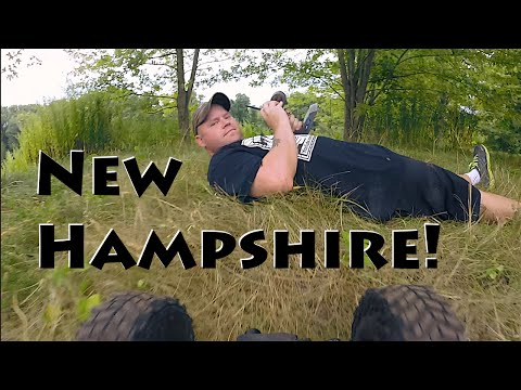 New Hampshire Camping & Fun With RC Truck