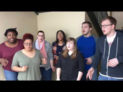 Jermaine Dolly You Rochester College Acapella group Autumn