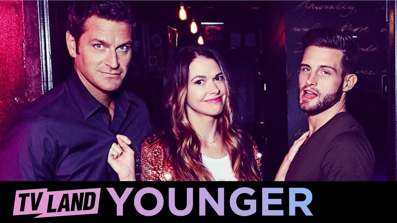 Younger season 3 official trailer w sutton foster for Tv land tv shows