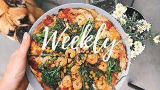 VEGAN FOOD PORN | WEEKLY VLOG 5