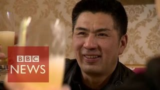 China's farmers-turned-millionaires - BBC News