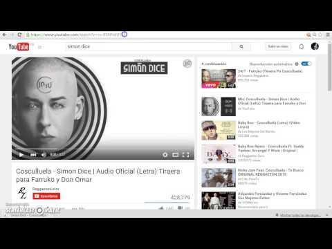 tutorial como descargar musica gratis facilmrntr