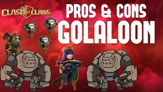 Clash of Clans | Pros & Cons Tips | GoLaLoon