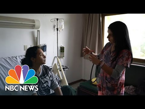 A Country In Crisis: A Healthcare System On The Brink Of Collapse | NBC News