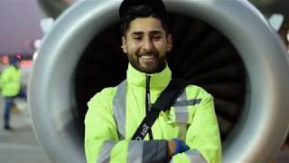 Fraport Ground Services: Lademeister Onur T.