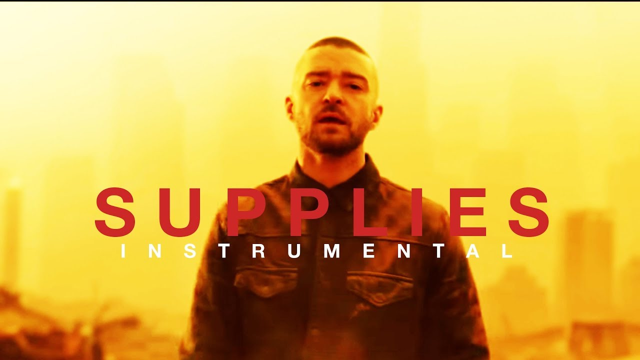 Justin Timberlake - Supplies (Instrumental Breakdown ...