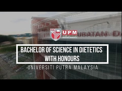 Dietetics UPM