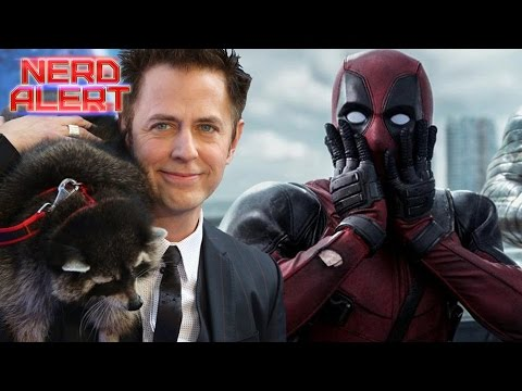 James Gunn is Right About Deadpool