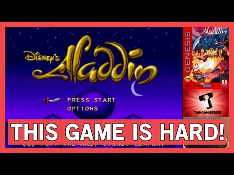 Let's Play Disney's Aladdin