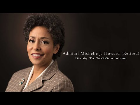 Change, Diversity & Success - Michelle Howard