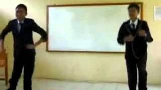 Cleopatra Stratan - Zunea Zunea( Mafia Style on Dancing).avi