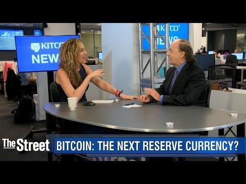 Bitcoin No Threat To U.S. Dollar, Gold - Jim Rickards