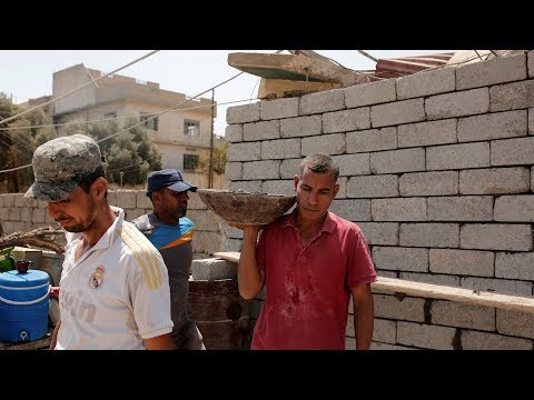 Iraq in recovery: Mosul residents struggle to get lives back on track