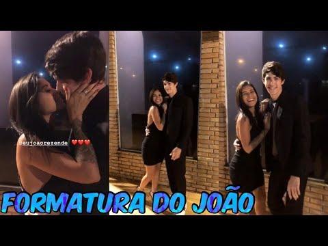 JOANA 💜 Formatura do João ‹ #ADR NEWS ›